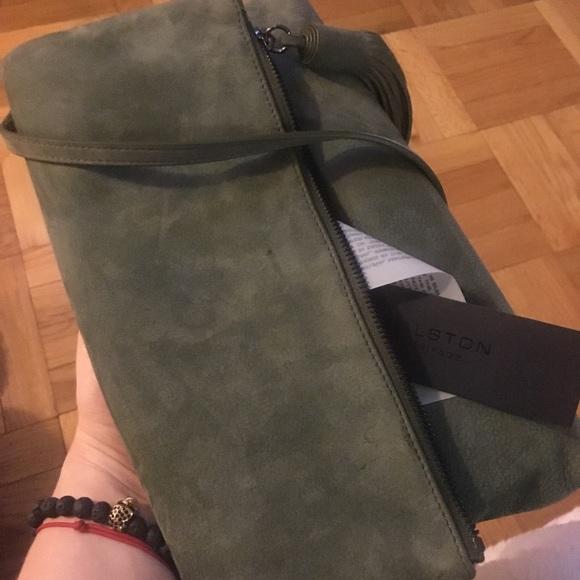 ddfd818df Halston Heritage Bags   Foldover Clutch   Poshmark